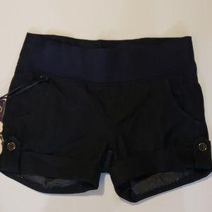 BELLA VIDA Maternity Denim Shorts size S